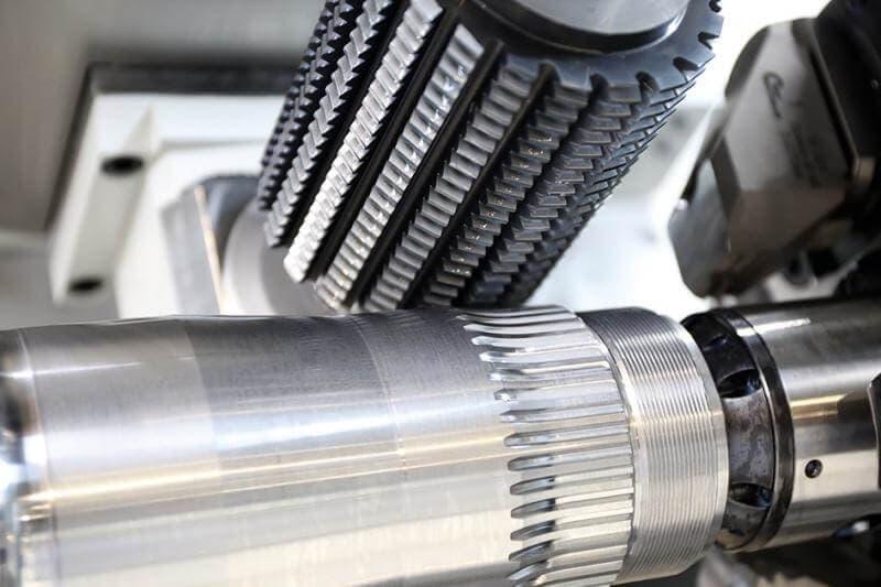 Особенности и технология изготовления шлицевых валов – изображение
