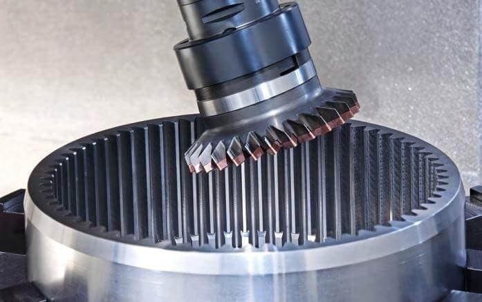 Современные методы эффективной обработки зубчатых колес – изображение