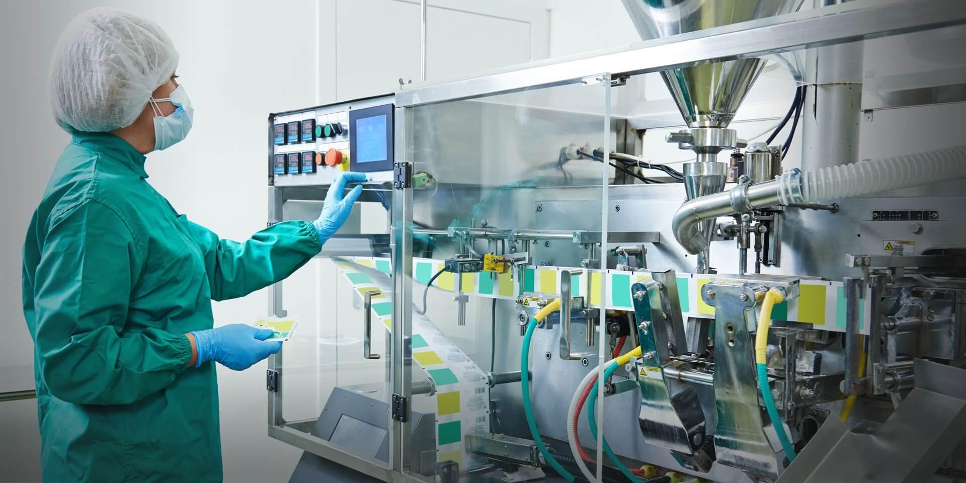 Изготовление деталей для медицинской промышленности – изображение