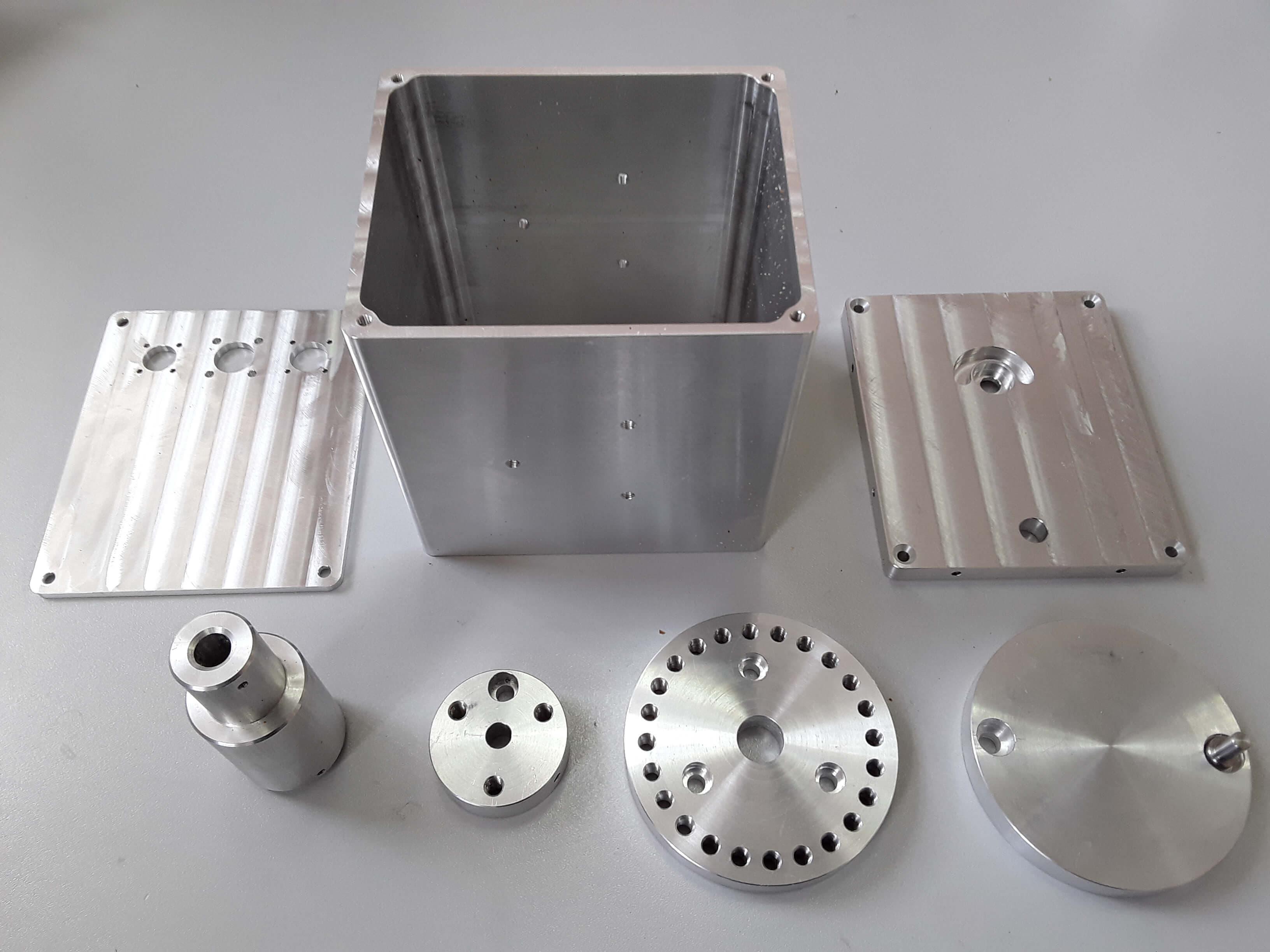 Особенности изготовления корпусов для оборудования радиоэлектронной промышленности – изображение