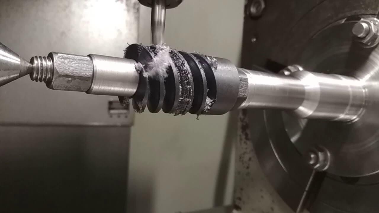 Технология изготовления червячного вала – изображение