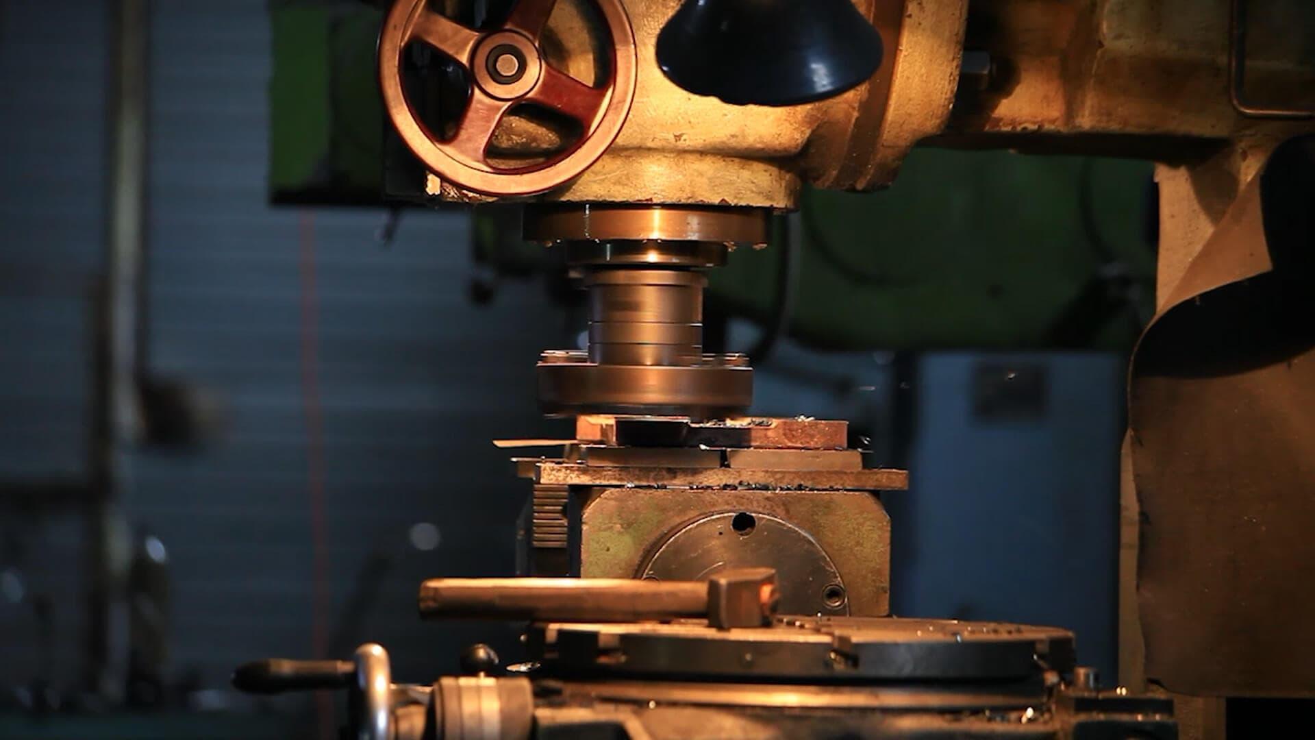 Операции токарно-фрезерной обработки металла – изображение