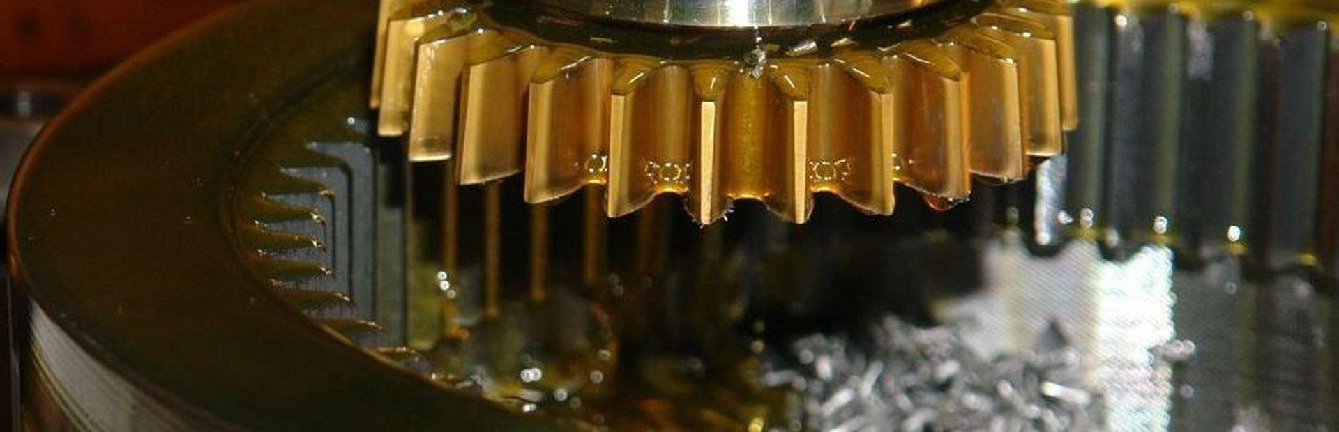 Метод обката для изготовления зубчатых колес – изображение