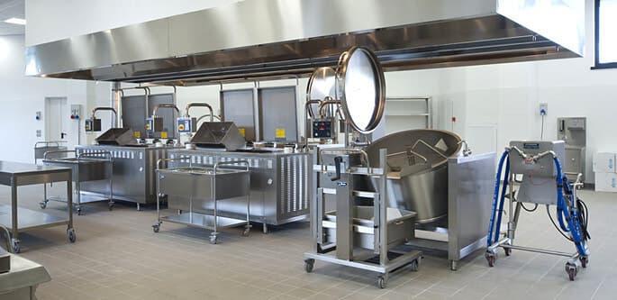 Специфика оборудования пищевой промышленности – изображение