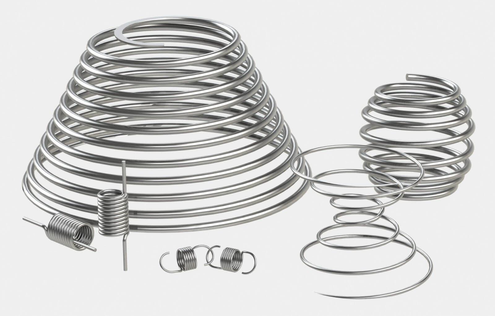 Технология создания пружин и требования к готовым изделиям – изображение