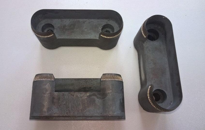 Изготовление зубчатых вырубных ножей – изображение